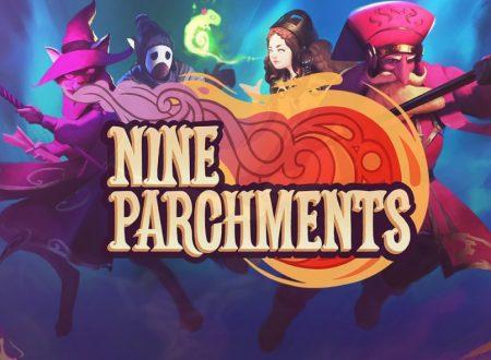 Nine Parchments: pubblicato il trailer di lancio del titolo su Nintendo Switch