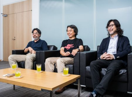 Nintendo Classic Mini: SNES, intervista speciale a Shigeru Miyamoto, Takaya Imamura e Tsuyoshi Watanabe su Star Fox
