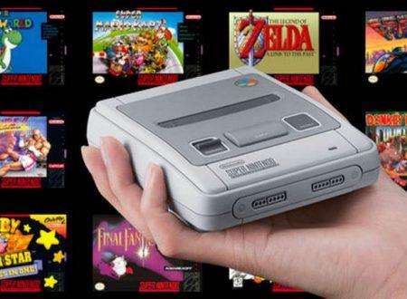 Nintendo Classic Mini: SNES, svelati i numeri di vendita globali della console in miniatura