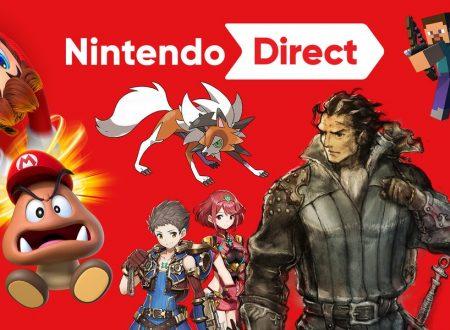 Nintendo Direct 14.09.2017: il recap degli annunci e il video completo della diretta