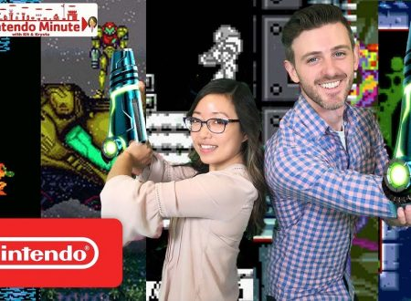 Nintendo Minute: la storia completa dei Metroid 2D, in video con Kit & Krysta