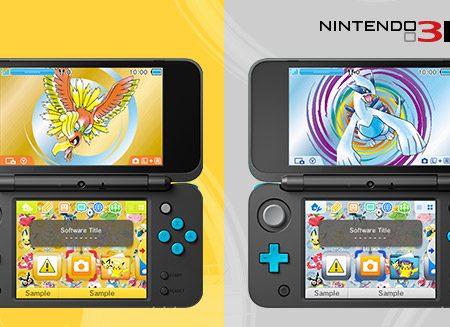 Pokèmon Oro e Argento: il tema di Lugia e Ho-Oh in regalo, se acquistate i titoli Virtual Console dal Nintendo eShop