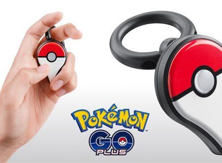 Pokémon GO Plus: emersi dei problemi con i dispositivi con iOS 11 installato