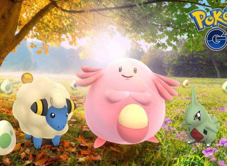 Pokémon GO: in arrivo un nuovo evento per l'arrivo dell'equinozio d'autunno