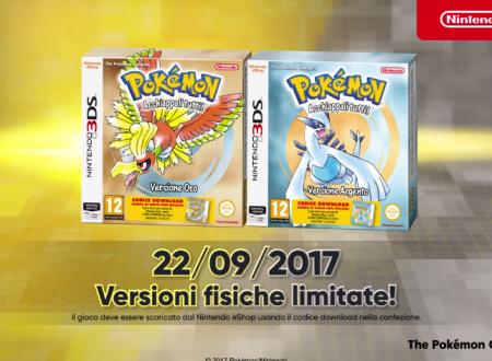 Pokémon Oro e Argento: pubblicato il trailer di lancio per i titoli su Virtual Console