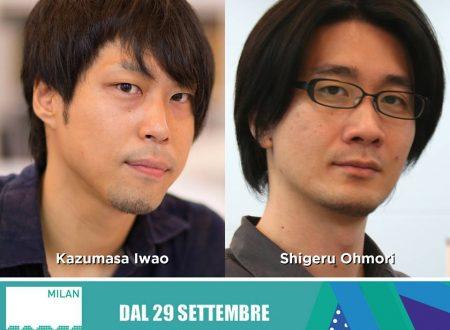 Pokémon Ultrasole e Ultraluna: Shigeru Ohmori e Kazumasa Iwao di Game Freak presenti alMilan Games Week 2017