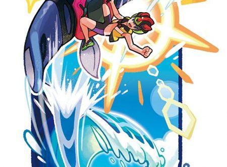 Pokémon Ultrasole e Ultraluna: il nuovo trailer mostra il ritorno del Giro delle isole e il nuovo Surf con Mantine