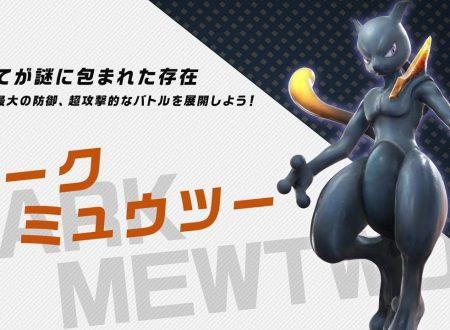 Pokkén Tournament DX: emerso un nuovo trailer giapponese dedicato a Mewtwo Nero