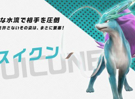 Pokkén Tournament DX: pubblicato un nuovo trailer giapponese dedicato a Suicune
