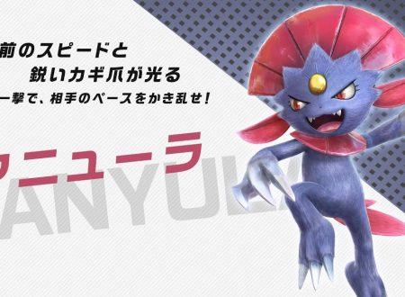 Pokkén Tournament DX: pubblicato un nuovo trailer giapponese dedicato a Weavile
