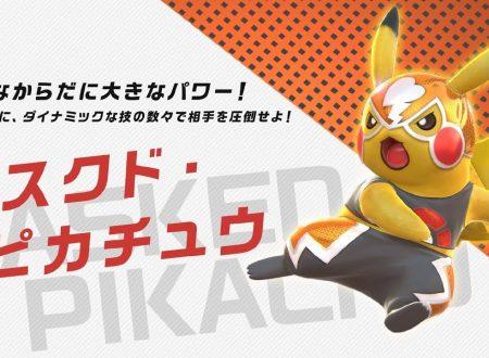 Pokkén Tournament DX: un nuovo trailer giapponese dedicato a Pikachu wrestler