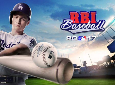 R.B.I. Baseball 2017: il titolo aggiornato alla versione 1.0.1 sui Nintendo Switch europei
