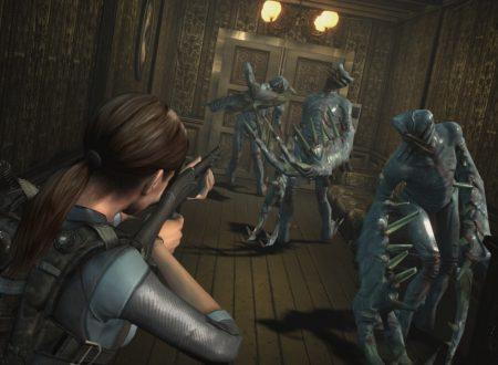 Resident Evil Revelations 1 e 2: i titoli in arrivo il 30 novembre sui Nintendo Switch giapponesi