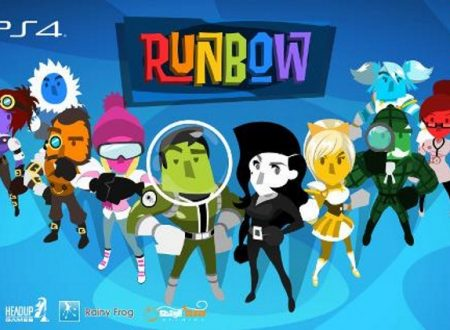 Runbow: il titolo confermato ufficialmente per l'approdo in Inverno su Nintendo Switch