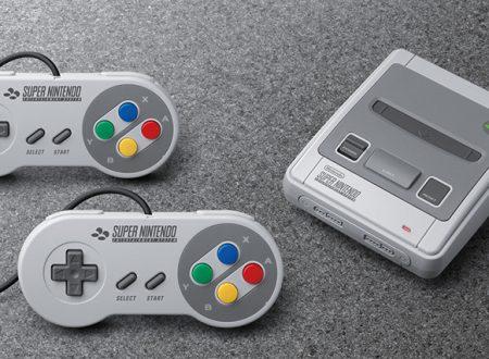 SNES Classic Mini: la console distribuita anche nel 2018, ritorno del NES Mini