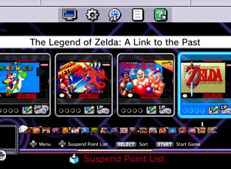 SNES Classic Mini: nuovo sguardo in video alla musica e ai menù della console