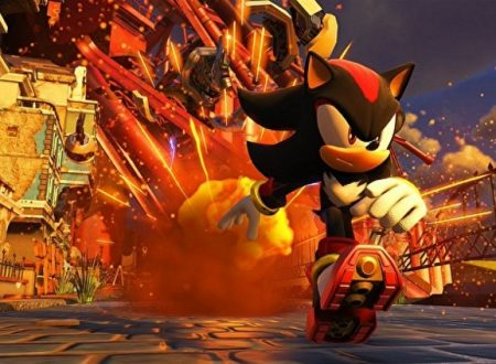 Sonic Forces: annunciato l'Episode Shadow, DLC disponibile al lancio del titolo