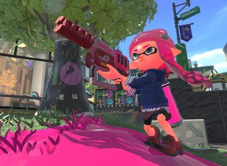 Splatoon 2: il Blaster élite in arrivo domani mattina nel titolo per Nintendo Switch