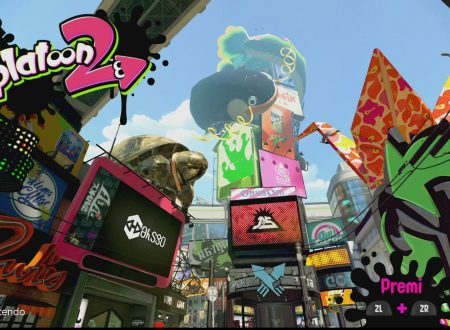 Splatoon 2: ora disponibile la versione 1.3.0 del titolo su Nintendo Switch