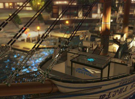 Splatoon 2: uno sguardo agli stage notturni, Manta Maria e la nuova Zona mista