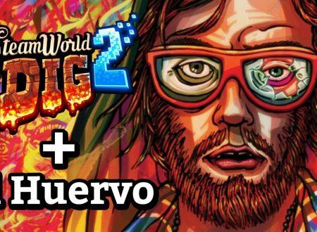 Steamworld Dig 2: annunciata la soundtrack del titolo, realizzata da El Huervo
