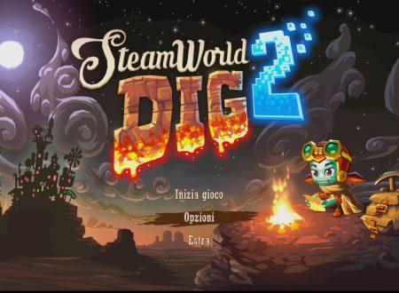 Steamworld Dig 2: completando il titolo al 100%, si avrà una sorpresa nel post-game