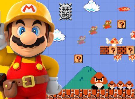 Super Mario Maker: il titolo aggiornato alla versione 1.46 su Nintendo Wii U