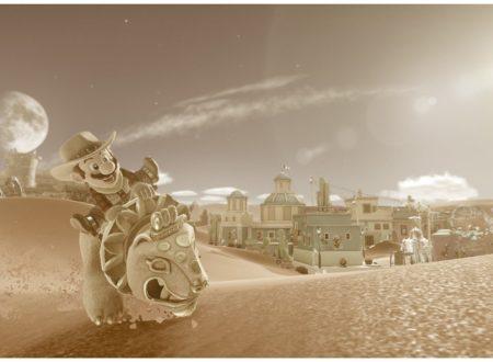 Super Mario Odyssey: annunciato un bundle con Nintendo Switch, custodia e il nuovo trailer dal Nintendo Direct