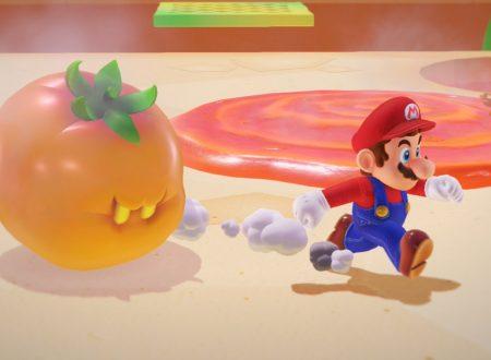 Super Mario Odyssey: l'account Twitter giapponese svela Tomapon, un nuovo nemico del gioco