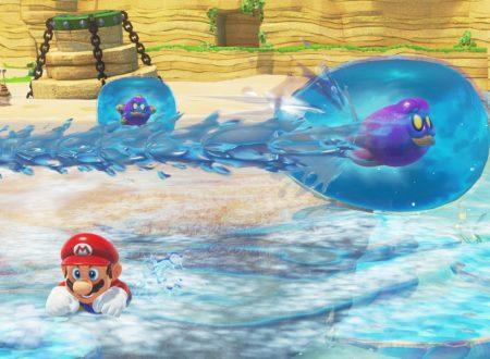 Super Mario Odyssey: l'isola Delfinia potrebbe essere presente all'interno del gioco?
