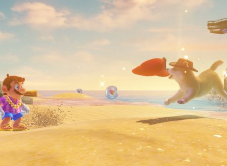 Super Mario Odyssey: mostrato un video analisi comparativo tra la versione tv e portatile