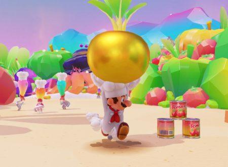 Super Mario Odyssey: pubblicati una nuova serie di video preview e gameplay sul titolo
