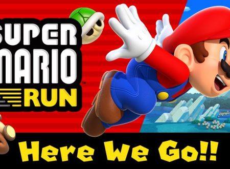 Super Mario Run: il titolo aggiornato alla versione 3.0.3 sui dispositivi iOS