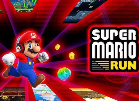 Super Mario Run: la versione 3.0.4 ora disponibile sui dispositivi iOS e Android