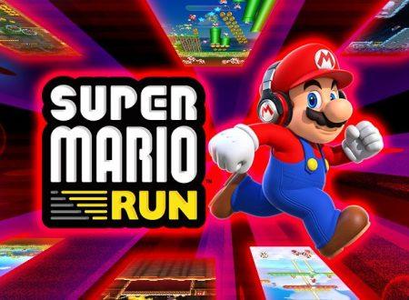 Super Mario Run: il titolo è il più popolare e scaricato del 2017 su Google Play
