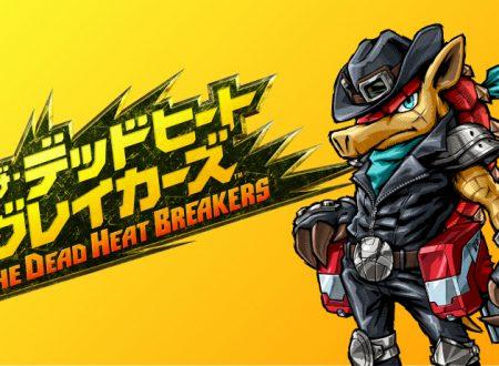The Dead Heat Breakers: Dillon di ritorno con nuovi artwork sull'eShop del 3DS