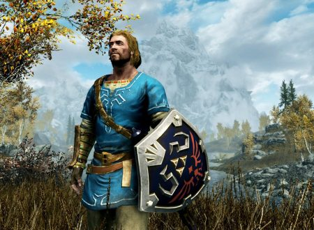 The Elder Scrolls V: Skyrim, 27 minuti di gameplay in versione portatile su Nintendo Switch