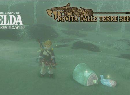 The Legend of Zelda: Breath of the Wild: un aspio hyrule, due hyrulini e un pezzo di pollame dal Canale Notizie di Nintendo Switch