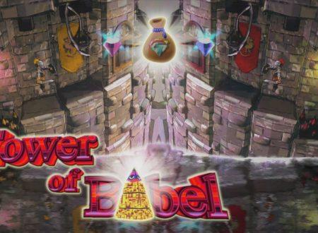 Tower of Babel: il titolo in arrivo il 5 ottobre sui Nintendo Switch europei