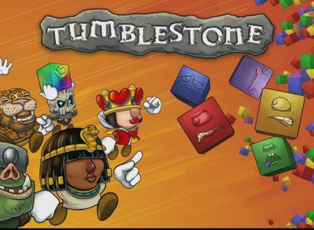 Tumblestone: il titolo in arrivo il 5 ottobre sui Nintendo Switch europei