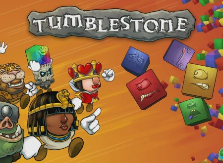 Tumblestone: uno sguardo in video gameplay dai Nintendo Switch europei