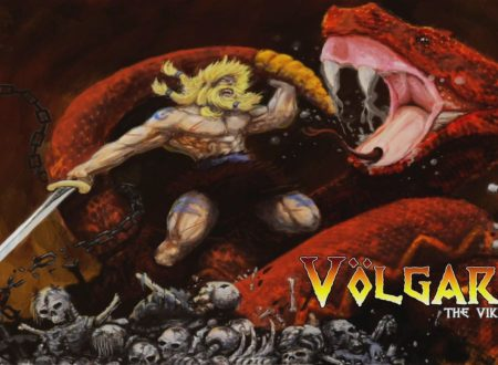 Volgarr the Viking: il titolo in arrivo il 5 ottobre sui Nintendo Switch europei