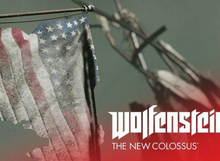 Wolfenstein II: The New Colossus, pubblicato un nuovo teaser trailer del titolo