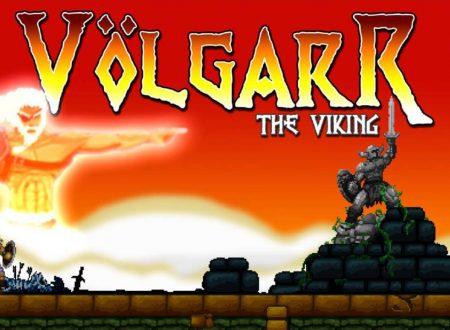 Volgarr the Viking: uno sguardo in video gameplay dai Nintendo Switch europei
