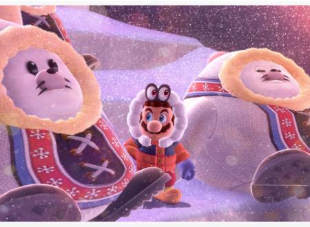 Super Mario Odyssey: un nuovo video gameplay mostrato durante il Nintendo World Championships 2017