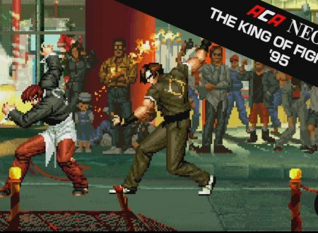 ACA NEOGEO The King of Fighters '95: il titolo in arrivo il 12 ottobre sui Nintendo Switch europei