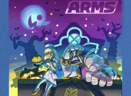 ARMS: pubblicato un nuovo artwork ufficiale dedicato ad Halloween