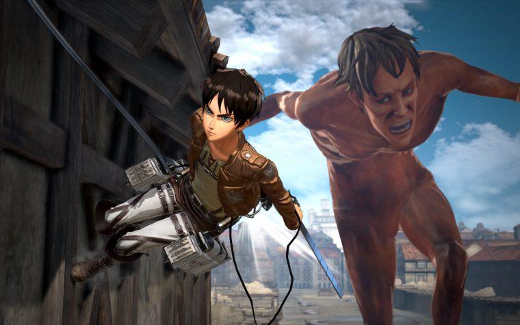 Attack on Titan 2: Future Coordinates, svelati nuovi personaggi e dettagli sul titolo