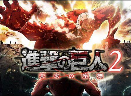 Attack on Titan 2: Future Coordinates, pubblicato un nuovo commercial giapponese sul titolo
