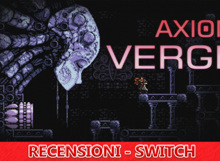 Axiom Verge – Recensione – Switch eShop